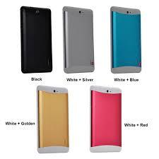 แท็บเล็ตพีซี 3G และ wifi (dual SIM)**แถมเคส**