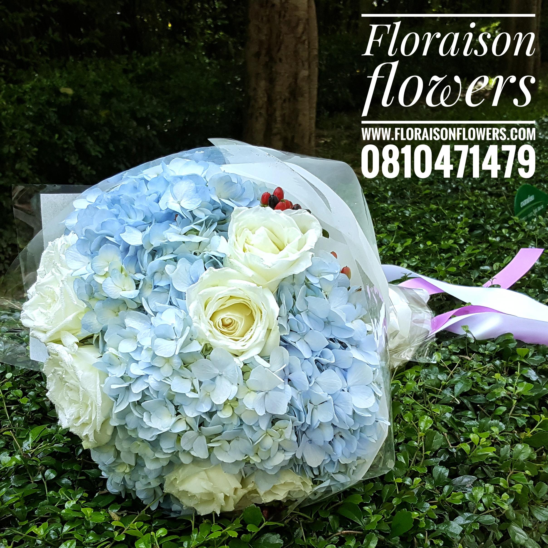 ช่อดอกไม้ แสดงความยินดี (M)