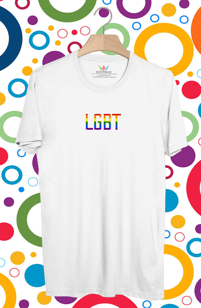 BP419 เสื้อยืด LGBT #1