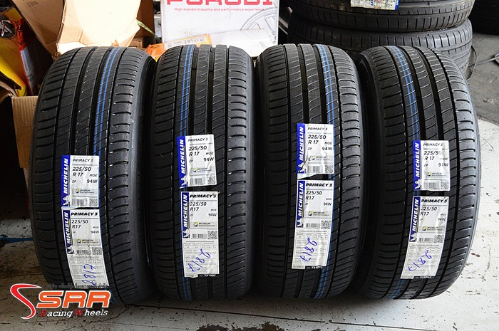 MICHELIN PRIMACY 3 ZP 225/50R17 MOE