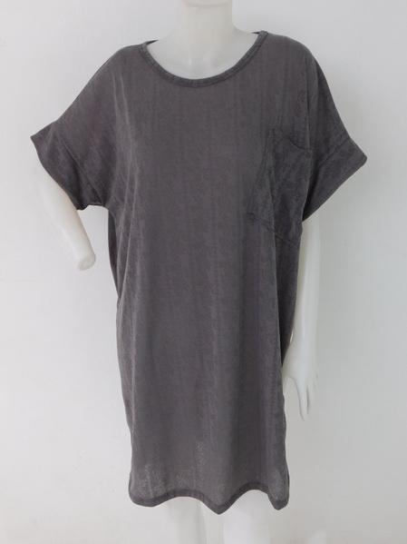 956091 ขายส่งเสื้อผ้าแฟชั่นผ้ายืดตัวยาว Big size แบบสวยค่ะ ใส่สบายๆ รอบอก 38-52 นิ้ว ใส่ได้ค่ะยาว 35 นิ้ว