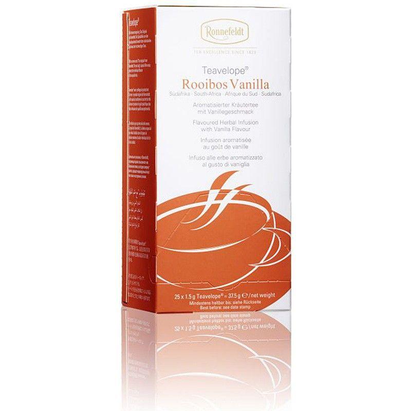 Ronnefeldt Teavelope® Rooibos Vanilla