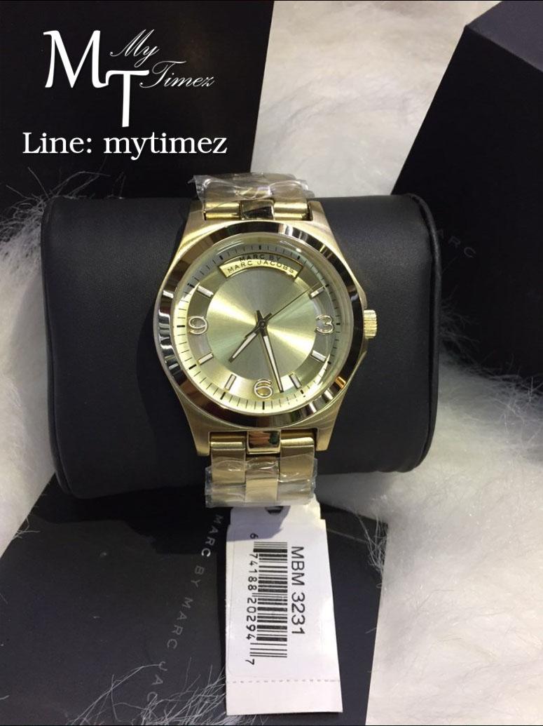 นาฬิกาข้อมือ Marc By Marc Jacobs รุ่น LADIES MARC BY MARC JACOBS BABY DAVE WATCH MBM3231