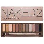 (ลด 25%): URBAN DECAY Naked Eyeshadow Palette 2 (Naked2)