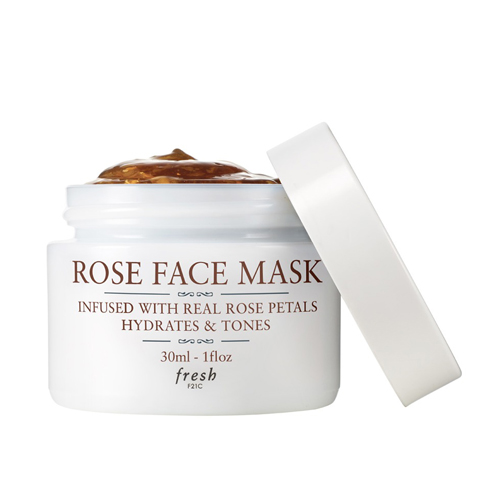 (ลด23%) FRESH Rose Face Mask 30ml