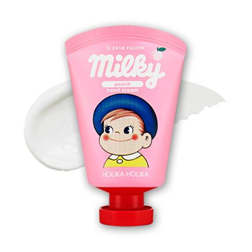 Holika Holika x Peko Chan Sherbet Hand Cream 30 ml. #Peach