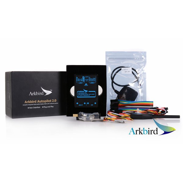 Arkbird Autopilot 2.0 FPV Flight Controller With Airspeed Meter Set