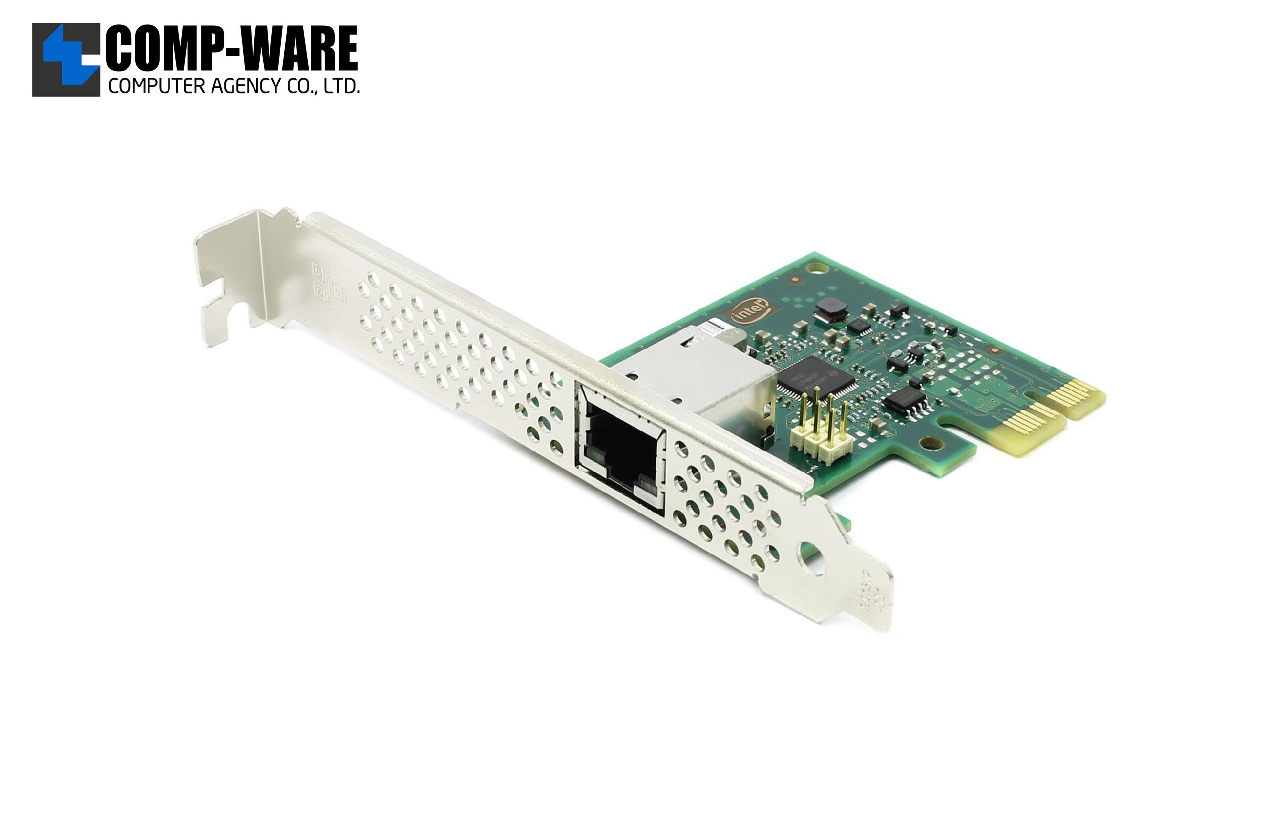 Intel Ethernet Server Adapter I210 -T1 (1-Port) RJ-45 Connector