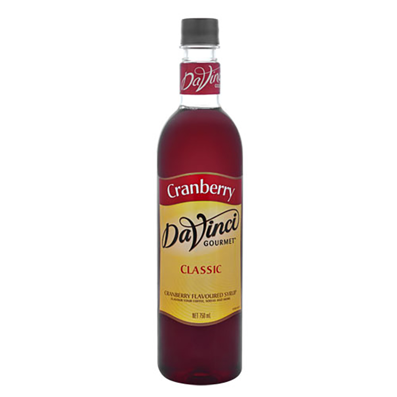 Cranberry Syrup - 750ml