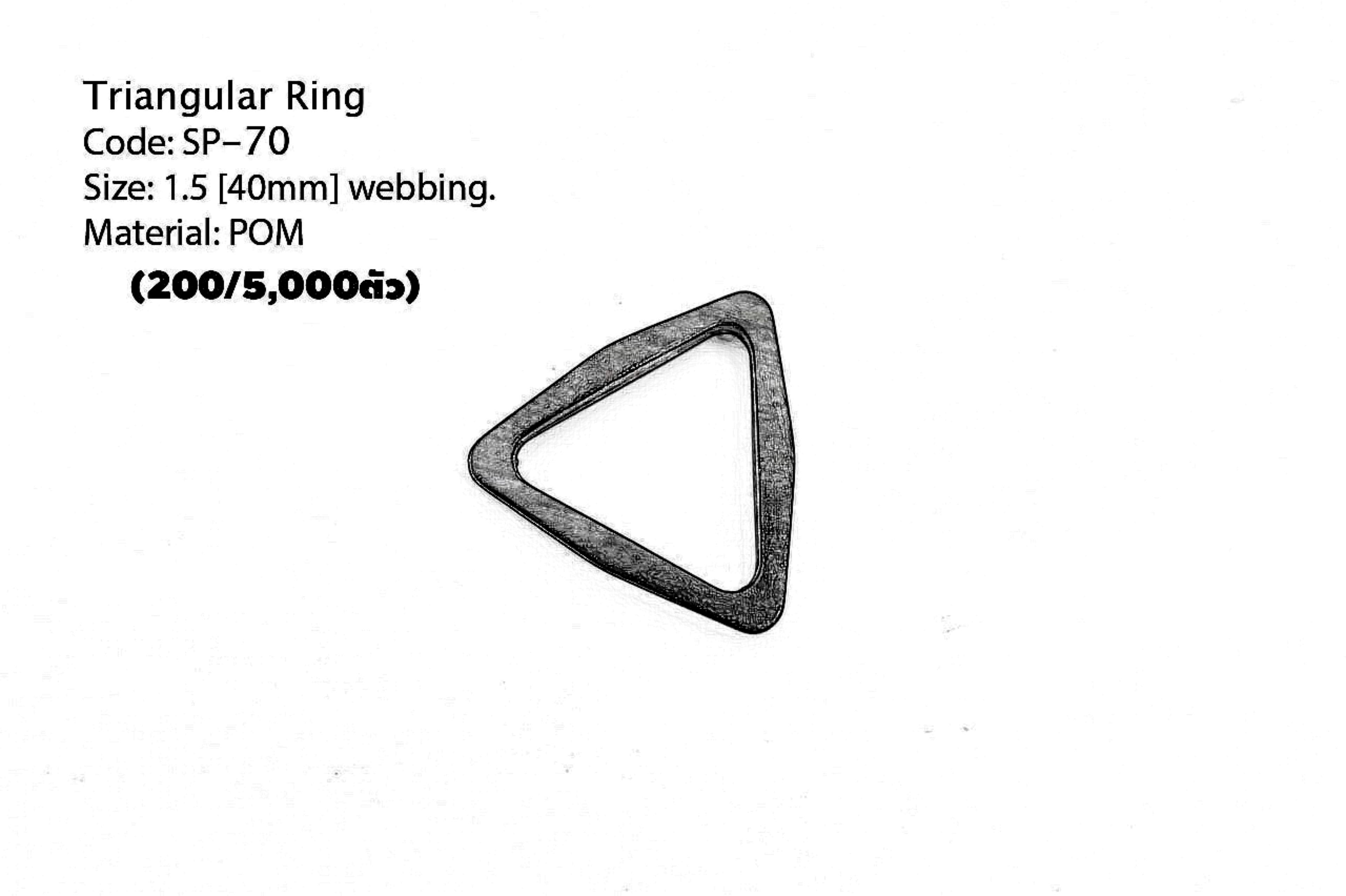 "Triangular 1.5"""