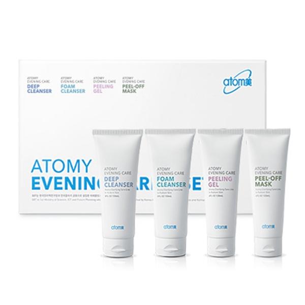 Atomy Evening Care 4 Set อะโทมี่ อีฟนิ่ง แคร์ 4 เซ็ต