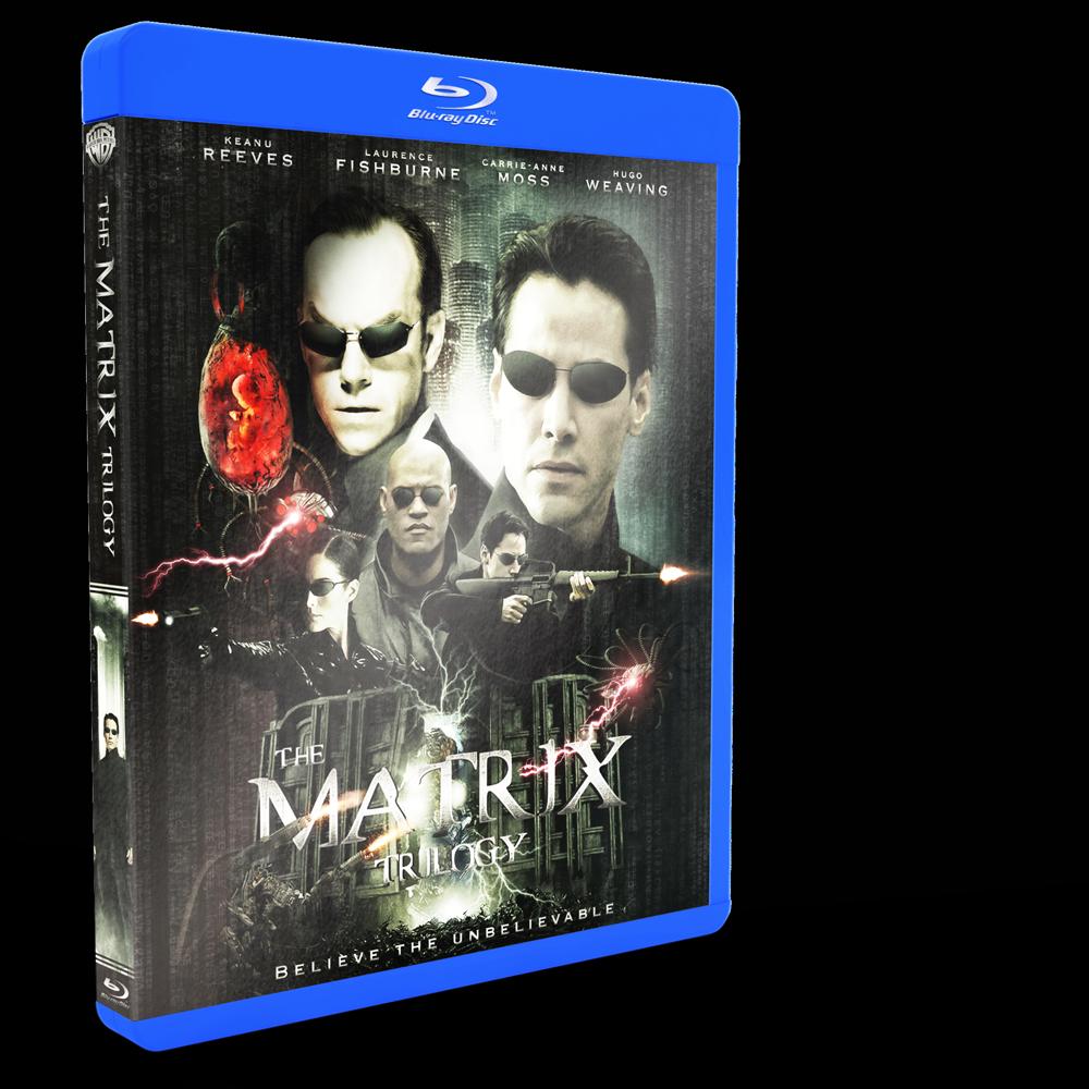 *U0301 - Matrix Trilogy (2003) [3 DISCS]