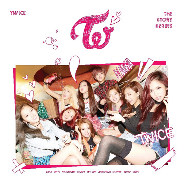 TWICE - Mini Album Vol. 1 [THE STORY BEGINS]