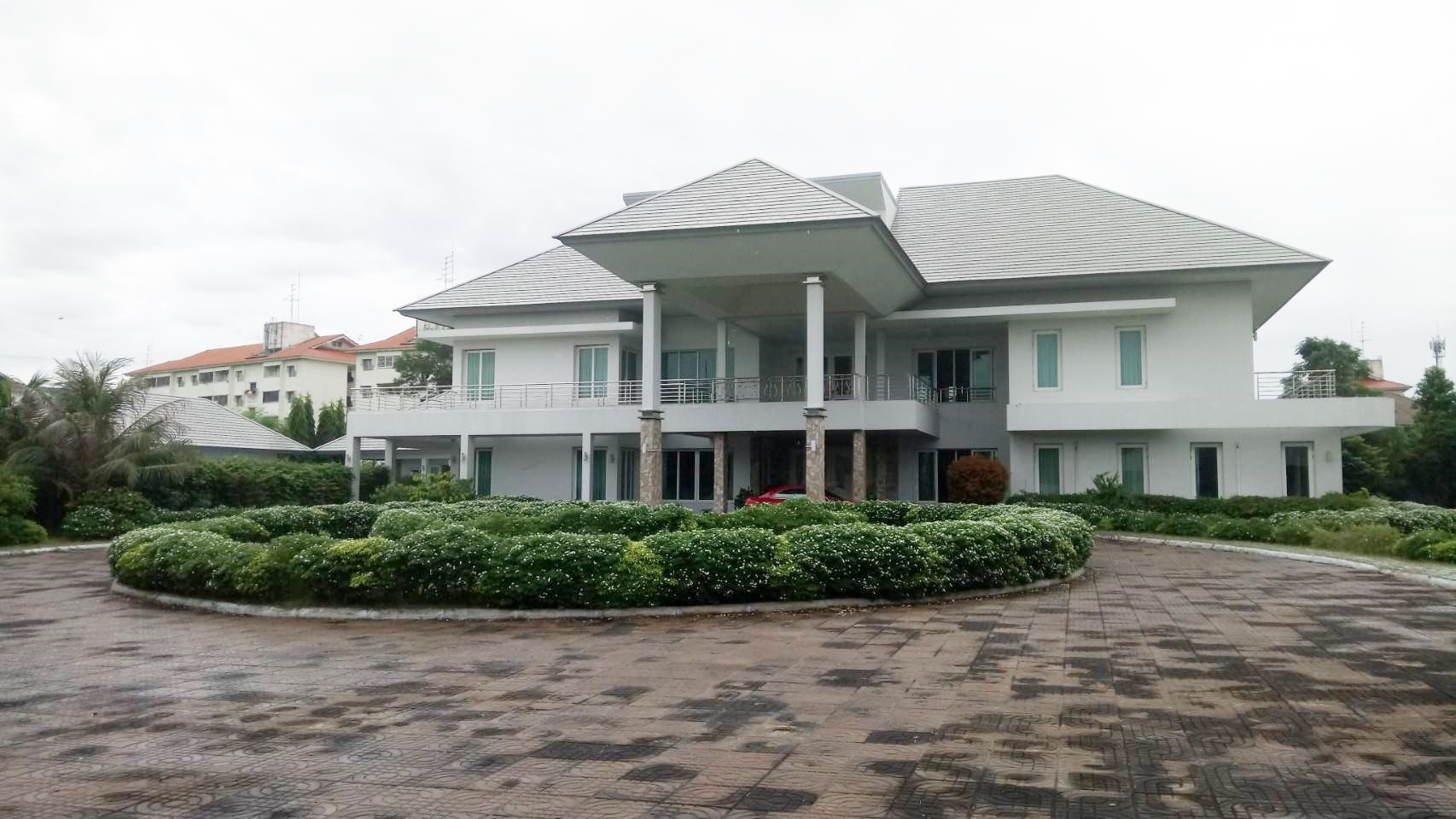 ขาย บ้านเดี่ยว 2 ชั้น ม.ชวนชื่นฟลอร่าวิลล์ บางคูวัด ปทุมธานี