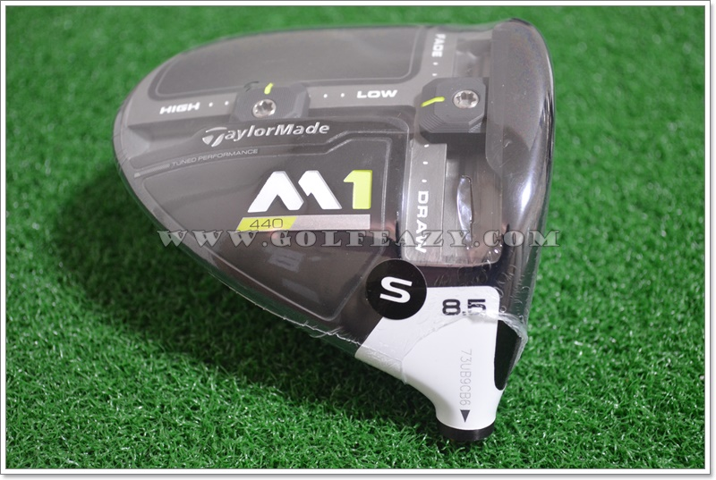 NEW TAYLORMADE 2017 M1 440 8.5* DRIVER HEAD
