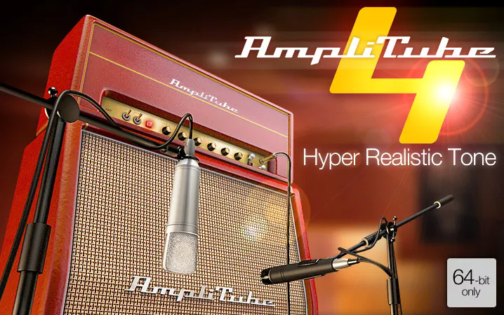 IK Multimedia AmpliTube 4.0.1 MAC