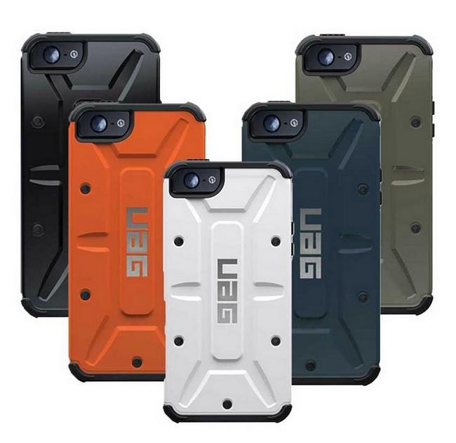 (436-155)เคสมือถือไอโฟน Case iPhone 7 Plus เคสพลาสติกสไตล์กันกระแทก UAG
