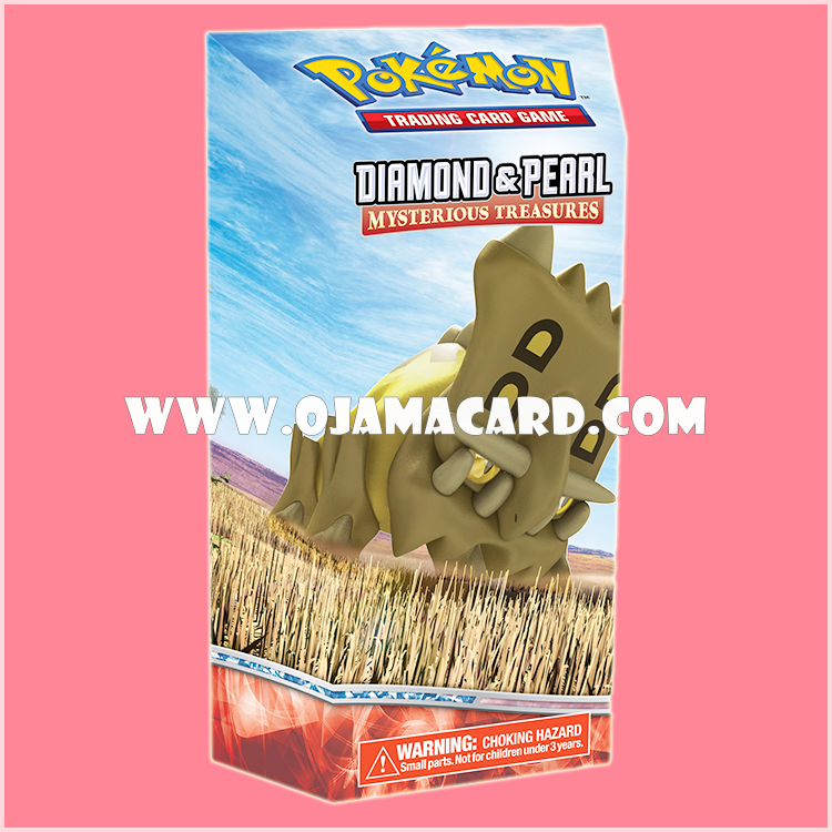 Pokémon TCG Diamond & Pearl—Mysterious Treasures : Armor Fortress Theme Deck