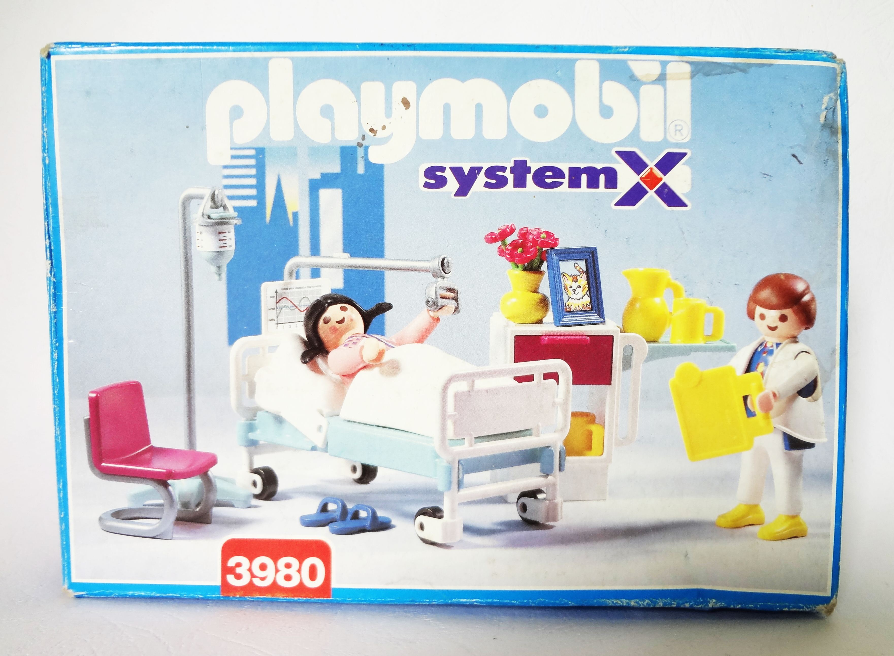 Playmobil System X ชุด 3980 และ 3979