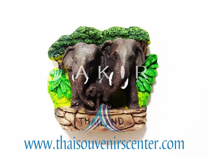 ที่ติดตู้เย็น ช้างไทย แบบ 35