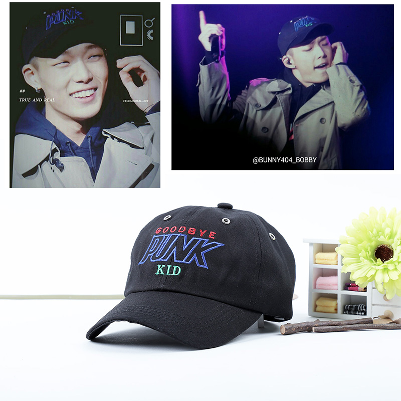 หมวก PUNK Sty.Bobby IKON