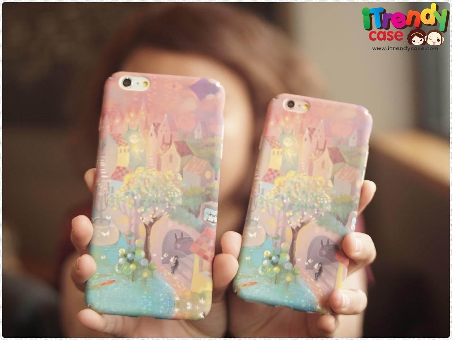 iPhone 7 - เคสแข็งปิดขอบ ลาย My Dream