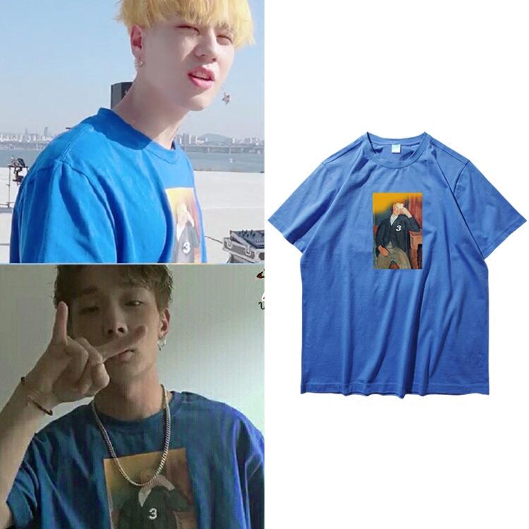 เสื้ยยืด 3D Sty.Yugyeom -ระบุสี/ไซต์-