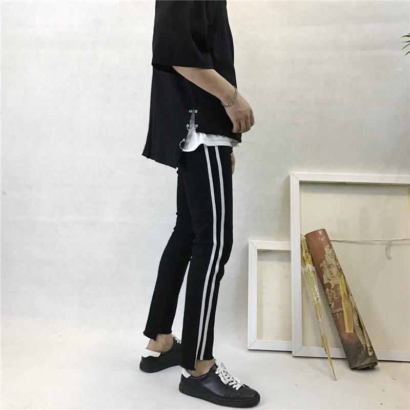 กางเกงยีนส์ Sty.Ulzzang [DENIM-20] -ระบุไซต์-