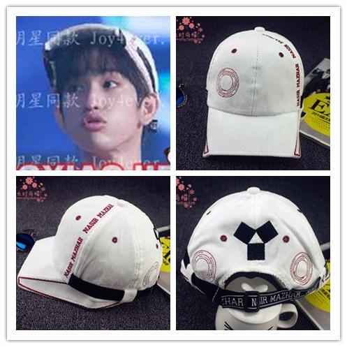 หมวก Home Run แบบ Jr.GOT7 -ระบุสี-