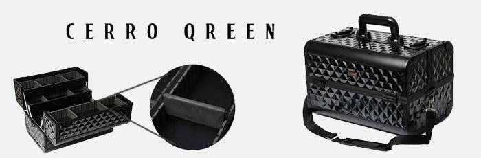 กระเป๋าเครื่องสำอางค์Cerroqreen