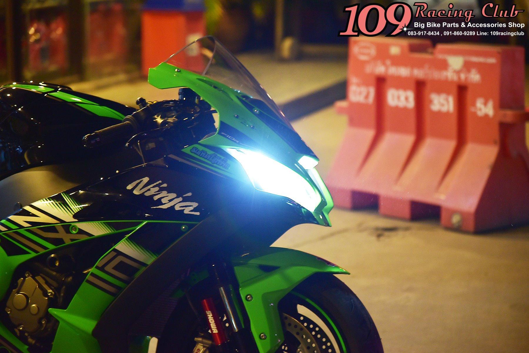 ไฟหน้า LED For ZX10 2016