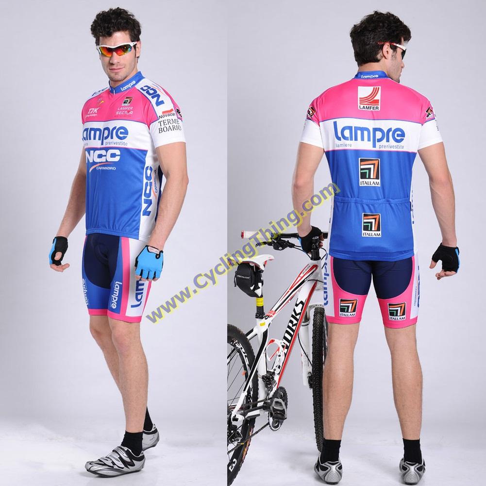 พรีออเดอร์ ชุดปั่นจักรยาน เสื้อปั่นจักรยานแขนสั้น+กางเกงปั่นจักรยานขาสั้น รหัส C067-5