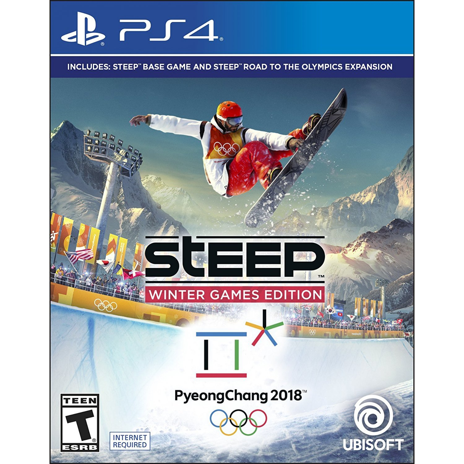 PS4: STEEP Winter Games Edition (R3)