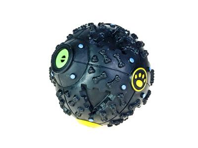 ของเล่นสุนัข บอลพลาสติกมีเสียงไซส์ใหญ่