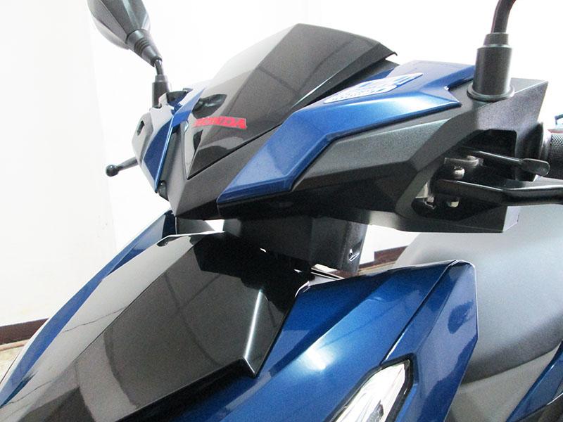 สด-ผ่อน ขาย All New Honda Click 125I ตัว TOP ล้อแม็ก ไมล์แท้ 1428 กม