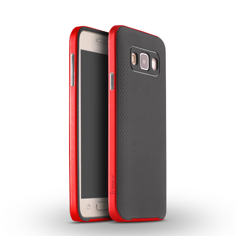 iPAKY Case samsung Galaxy A7(Red)