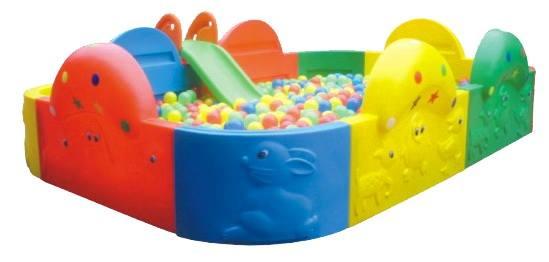 บ่อบอลสวนสัตว์ SIZE:190X190X66 cm.
