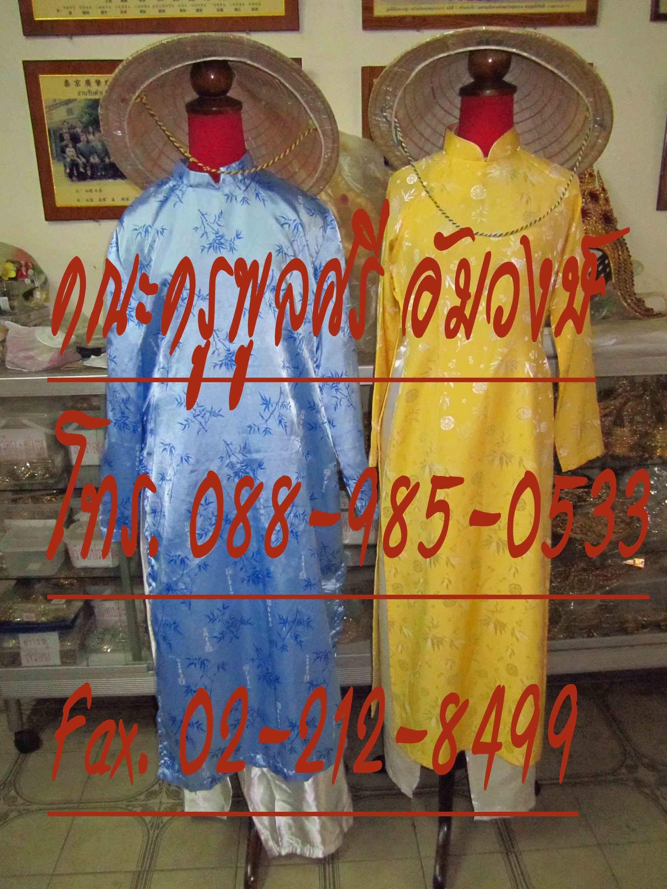 ชุดเวียดนาม หญิง-26