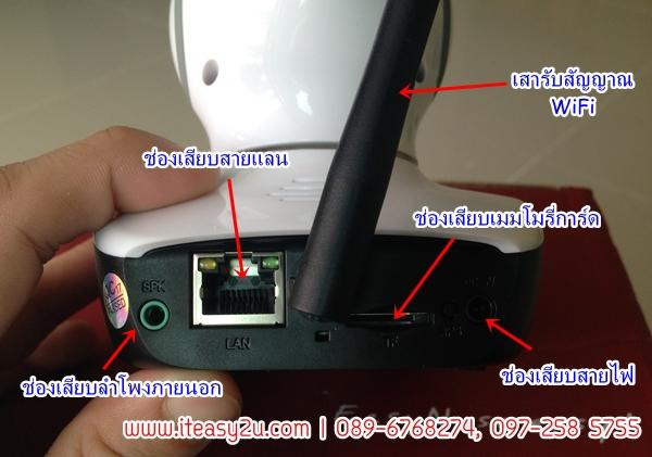 EasyN H3-V10D MiNi ZooM3x Back