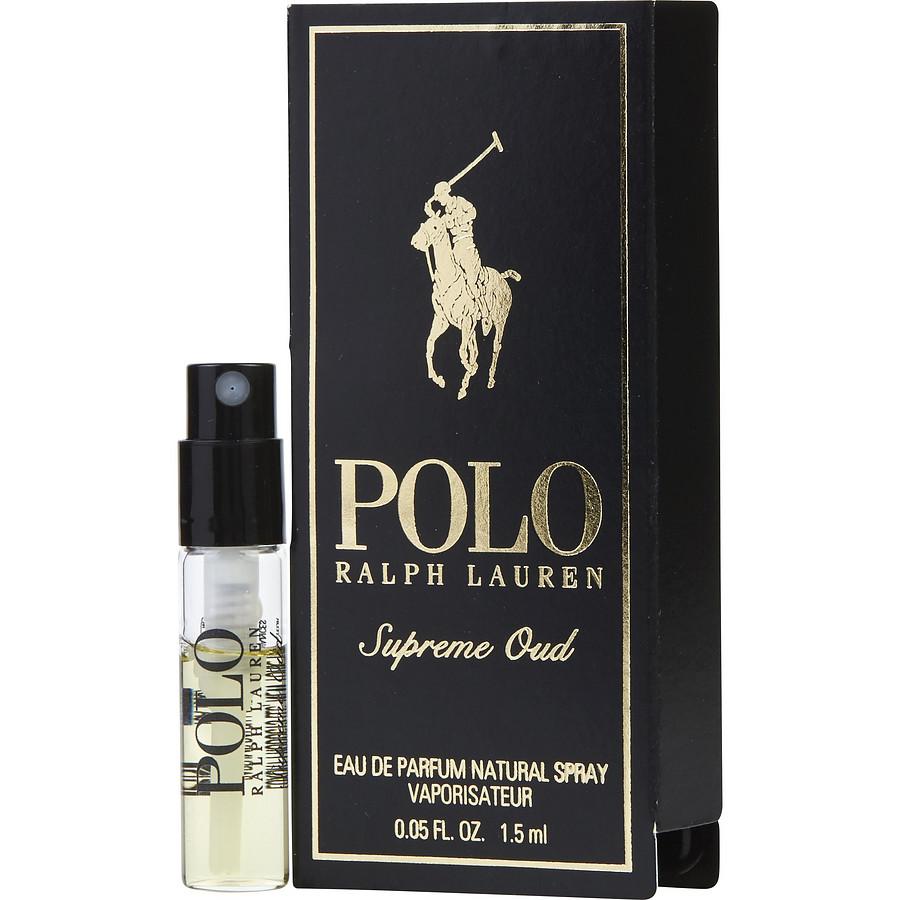 น้ำหอม Ralph Lauren Polo Supreme Oud EDP ขนาดทดลอง 1.5ml
