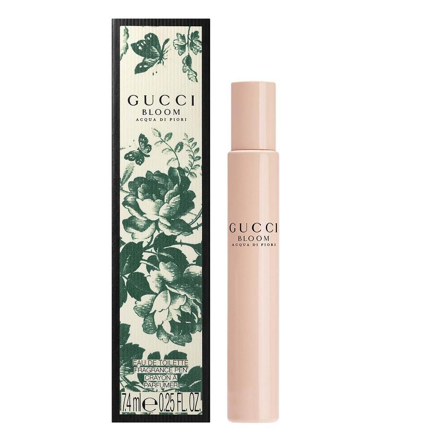 น้ำหอม Gucci Bloom Acqua di Fiori for women ขนาด 7.4ml หัวลูกกลิ้ง