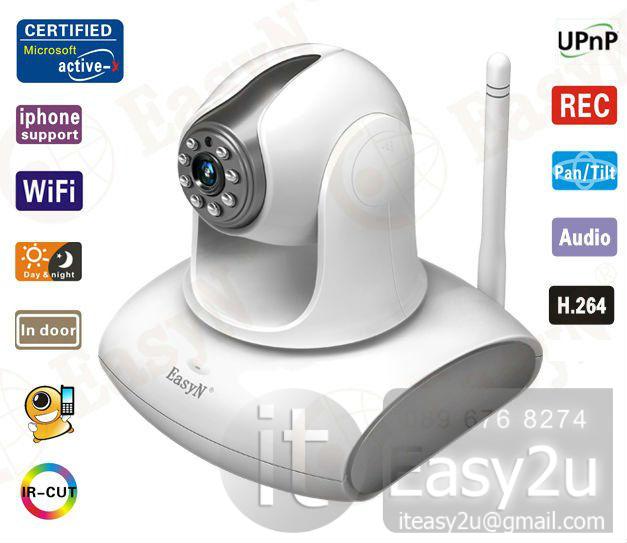 EasyN IP Camera กล้องวงจรปิด H3-137V รับประกัน 3 เดือน