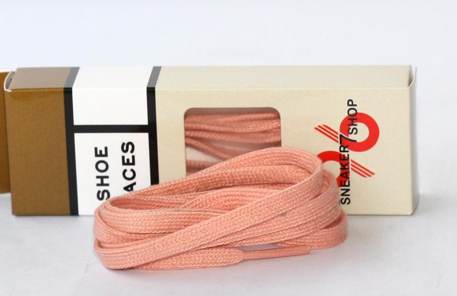 สายเชือกรองเท้า ถักละเอียด เหมาะสำหรับ ผ้าใบ รองเท้าหนัง อื่นๆ ยาว 106 CM (2 เส้น)