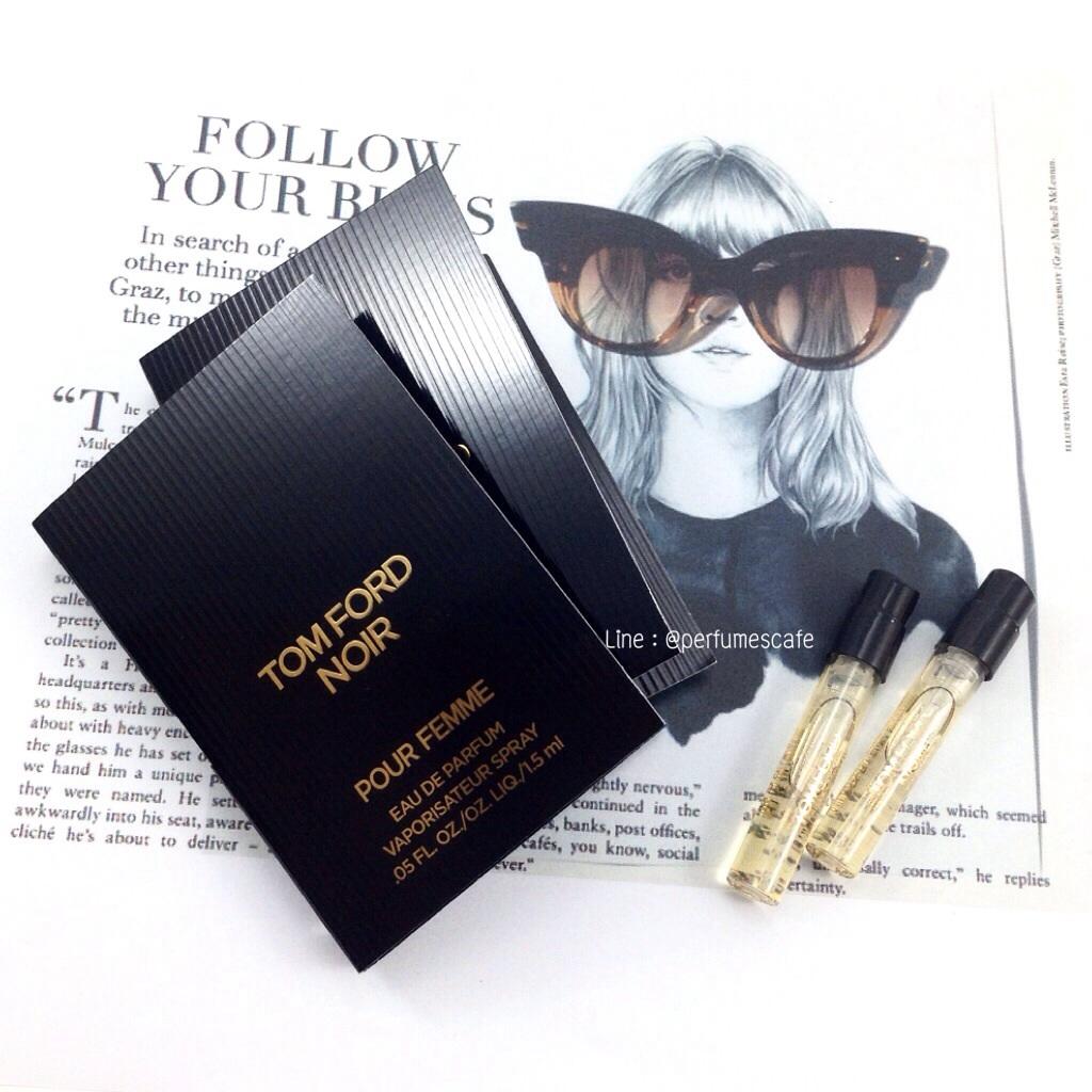 Tom Ford Noir Pour Femme edp ขนาดทดลอง 1.5 ml