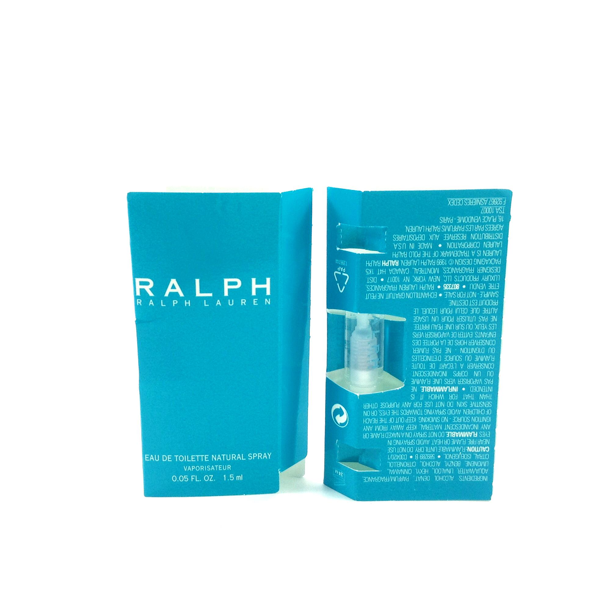 Ralph Ralph Lauren for women ขนาดทดลอง 1.5ml
