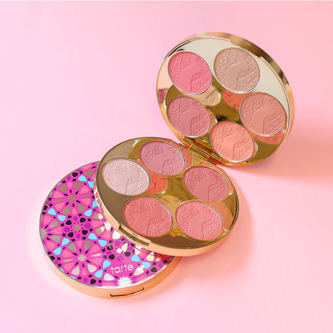 **พร้อมส่งค่ะ** tarte high performance naturals blush bazaar