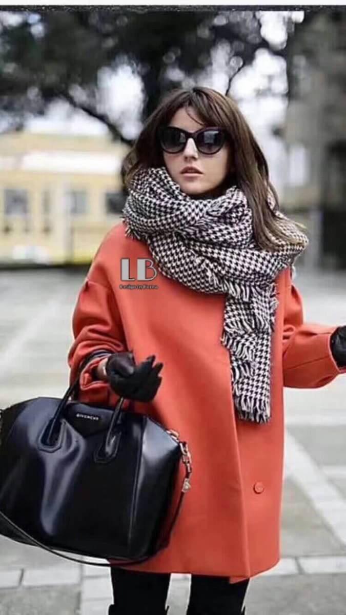 ผ้าคลุมไหล่ Dior ผ้านิ่ม งานดีมากค่ะ
