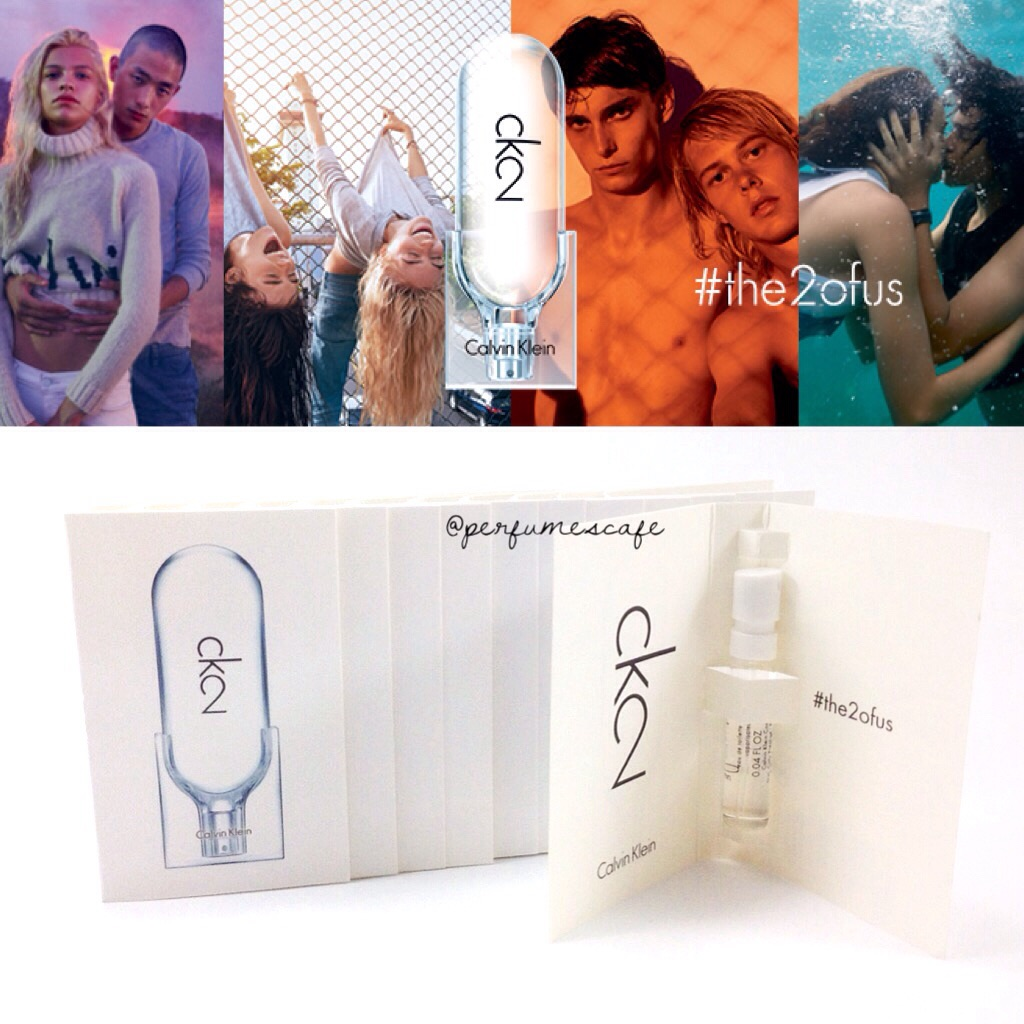 CK2 Calvin Klein for women and men ขนาดทดลอง 1.5ml