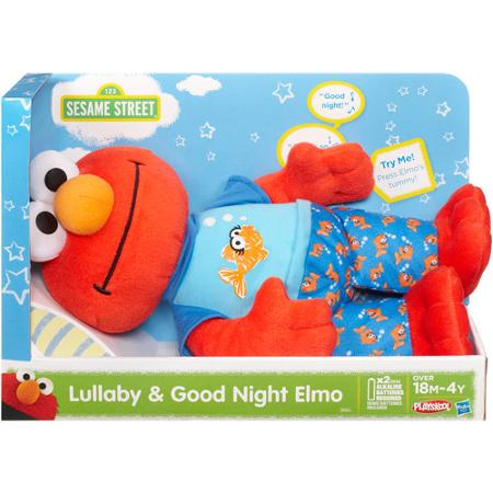 z Lullaby & Good night Elmo