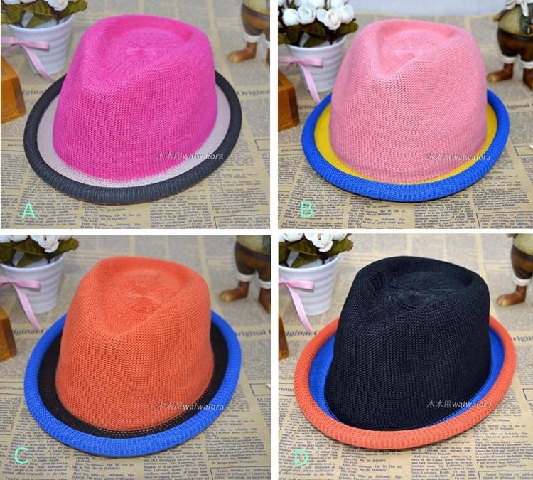 (Pre-order) หมวกแจ๊ส หมวกแจ๊สสาน หมวกแฟชั่นที่ใช้ได้หลายโอกาส